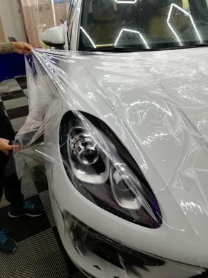 汽車漆面保護膜,隱形車衣